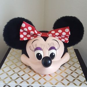 VINTAGE 90s Minnie Mouse Ears Hat